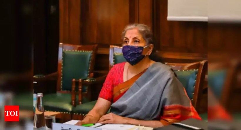 Nirmala Sitharaman: Signs of revival in economy, growth in current year may be negative | India Business News – Times of India