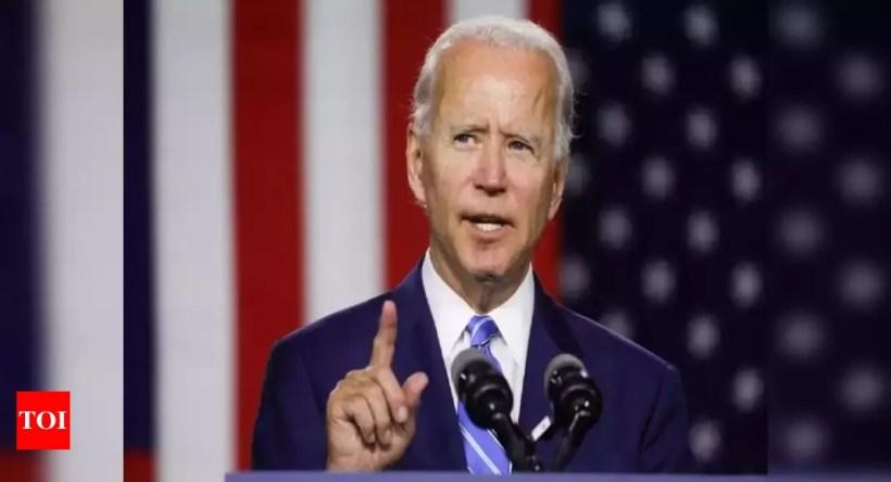 Sigh of relief as international organisations await Biden – Times of India