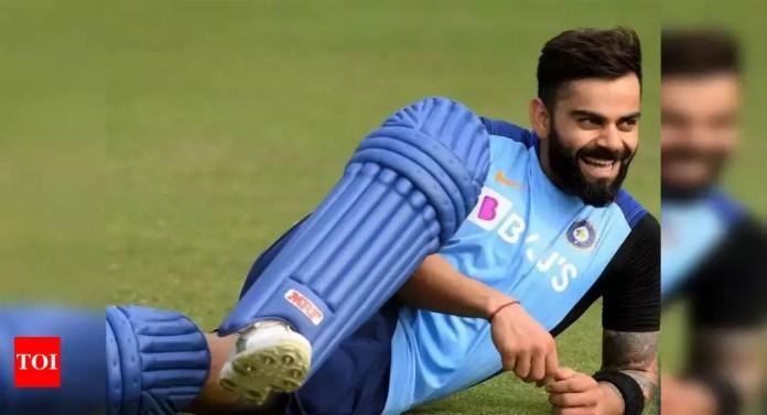 virat kohli:  Motivation has never been a problem for Virat Kohli, feels Marcus Stoinis | Cricket News – Times of India