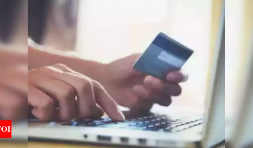 Credit card requests cross pre-Covid levels in October – Times of India