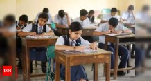Covid-19: CBSE officials rule out conducting board exams on-line, to be in written mode only – Times of India