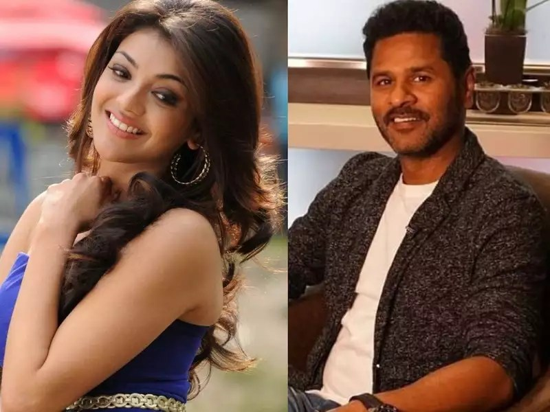 Prabhu Deva and Kajal Aggarwal to team up for the first time in  'Gulebagavali' director's next | Tamil Movie News - Times of India