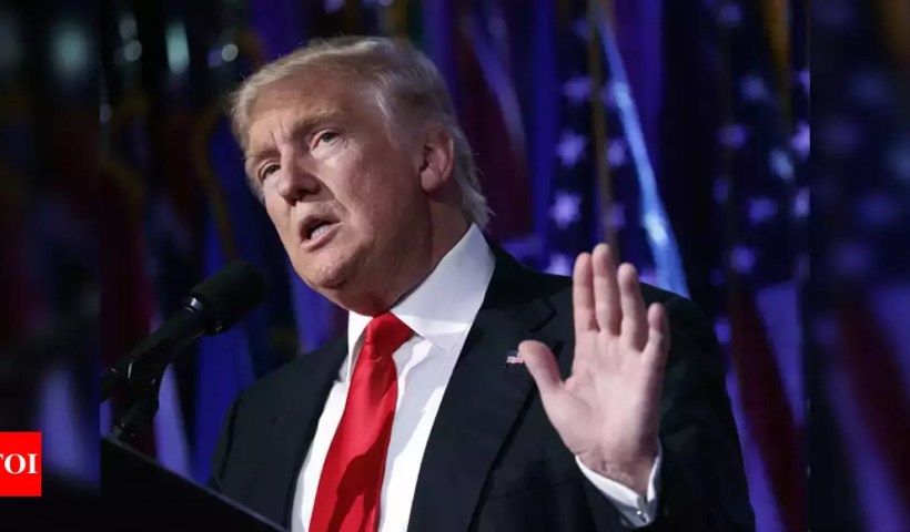 Trump opens Florida office to push his former administration's agenda – Times of India