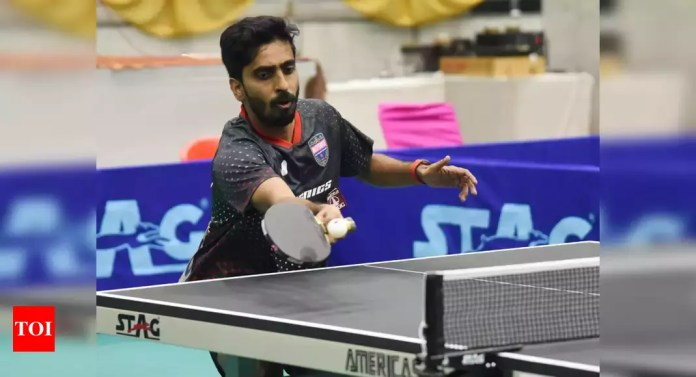 Paddler sathiyan breaks the jinx, crowned national champion   more sports news - times of india   latest news live   find the all top headlines, breaking news for free online february 23, 2021