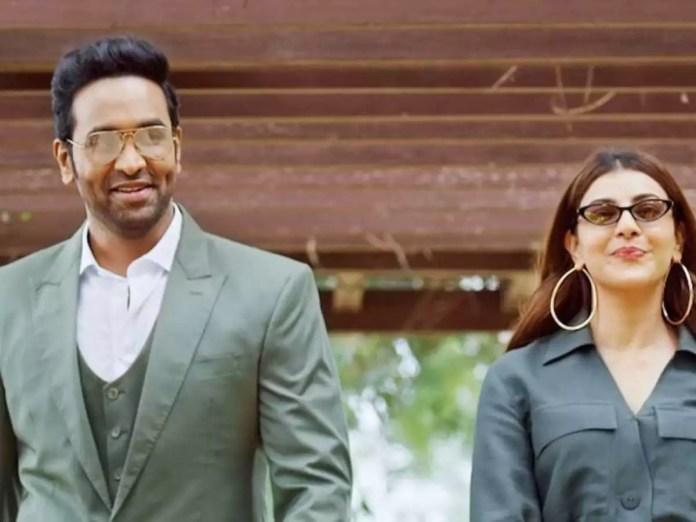 Mosagallu Movie Review: Vishnu Manchu, Kajal Aggarwal, Suniel Shetty  starrer promises to be an edge-of-the-seat thriller