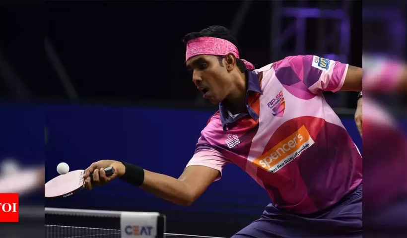 At 38, Tokyo-bound Sharath Kamal finds himself in a good place   Tokyo Olympics News – Times of India