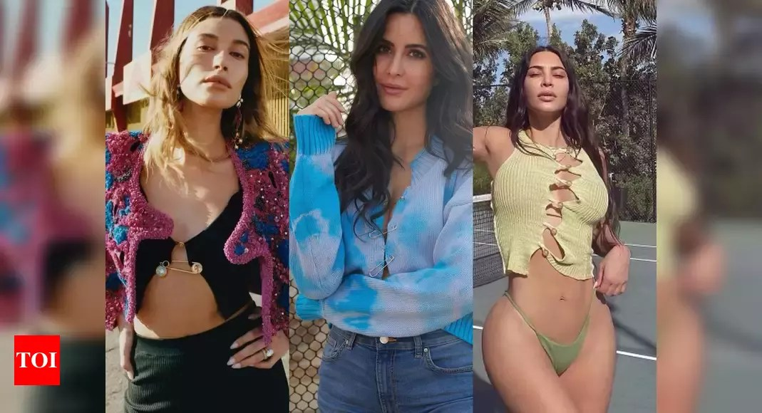 Stylish pully tops are having their moment in fashion – Times of India