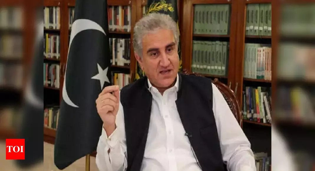Pak foreign minister Qureshi to attend 'Heart of Asia' conference in Tajikistan – Times of India