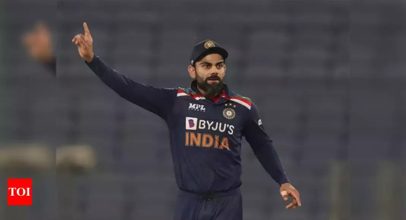 BCCI didn't force 'cooked up' Kohli & Co to play all matches   Cricket News – Times of India