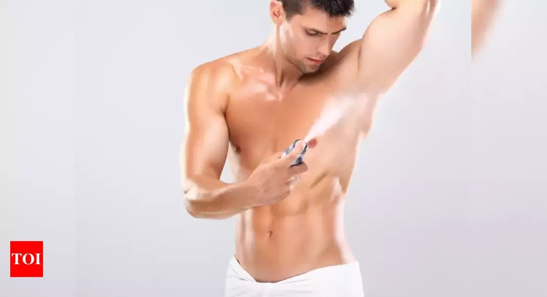 5 deodorant mistakes that you have been making all this while – Times of India