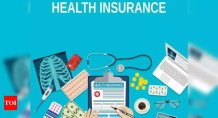 Bengal: Despite surge in Covid cases, insurance claims at just 40% of peak | Kolkata News – Times of India