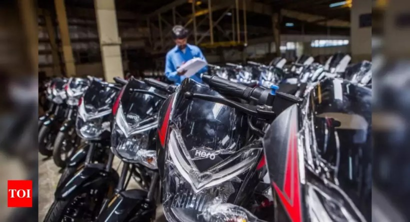 Hero MotoCorp to temporarily suspend operations at all plants as Covid cases surge – Times of India