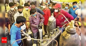 Covid-19: Center to rework oxygen allocation in the midst of an increase in cases |  India News