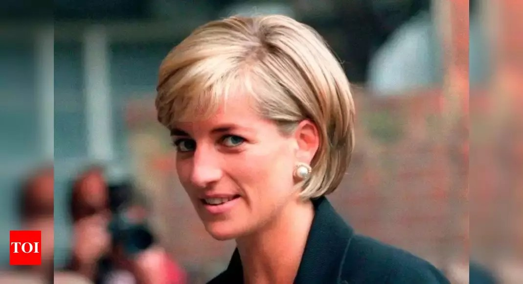Princess Diana was a patron of this Indian designer store in London – Times of India