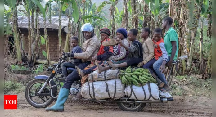 8 people astride two wheels: When giant motorbikes are a lifeline - Times of India | Latest News Live | Find the all top headlines, breaking news for free online April 24, 2021