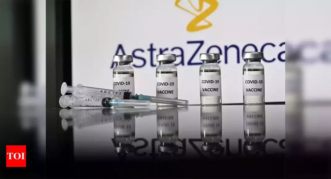AstraZeneca vaccine benefits increase with age: EU drug watchdog – Times of India