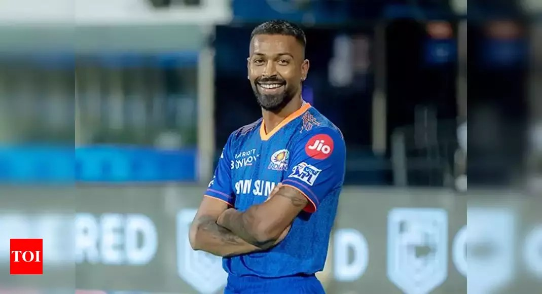 I do miss my bowling but it doesn't put more pressure on my batting: Hardik Pandya | Cricket News – Times of India