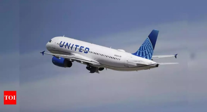 United Airlines to resume Delhi flights to US from Sunday - Times of India | Latest News Live | Find the all top headlines, breaking news for free online April 24, 2021