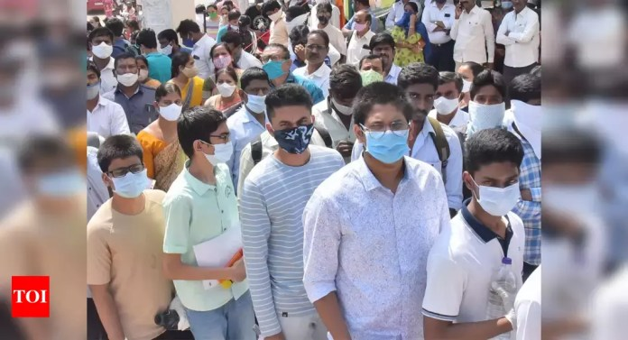 AIIMS postpones entrance exam for PG courses amid surge in Covid-19 cases - Times of India   Latest News Live   Find the all top headlines, breaking news for free online April 25, 2021