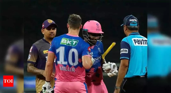 IPL 2021, RR vs KKR: Morris-led pace attack powers Royals to six-wicket win over KKR | Cricket News - Times of India | Latest News Live | Find the all top headlines, breaking news for free online April 25, 2021