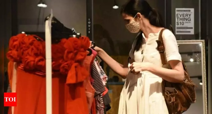 Second wave to impact fashion retailers, revenue to hit pre-Covid levels only in FY23: Report - Times of India   Latest News Live   Find the all top headlines, breaking news for free online April 26, 2021