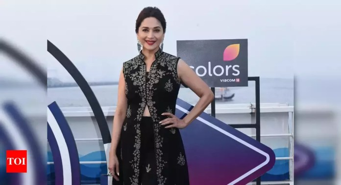 Exclusive - Madhuri Dixit to go missing for four episodes of Dance Deewane as the reality show's shoot shifts out of Mumbai - Times of India | Latest News Live | Find the all top headlines, breaking news for free online April 28, 2021