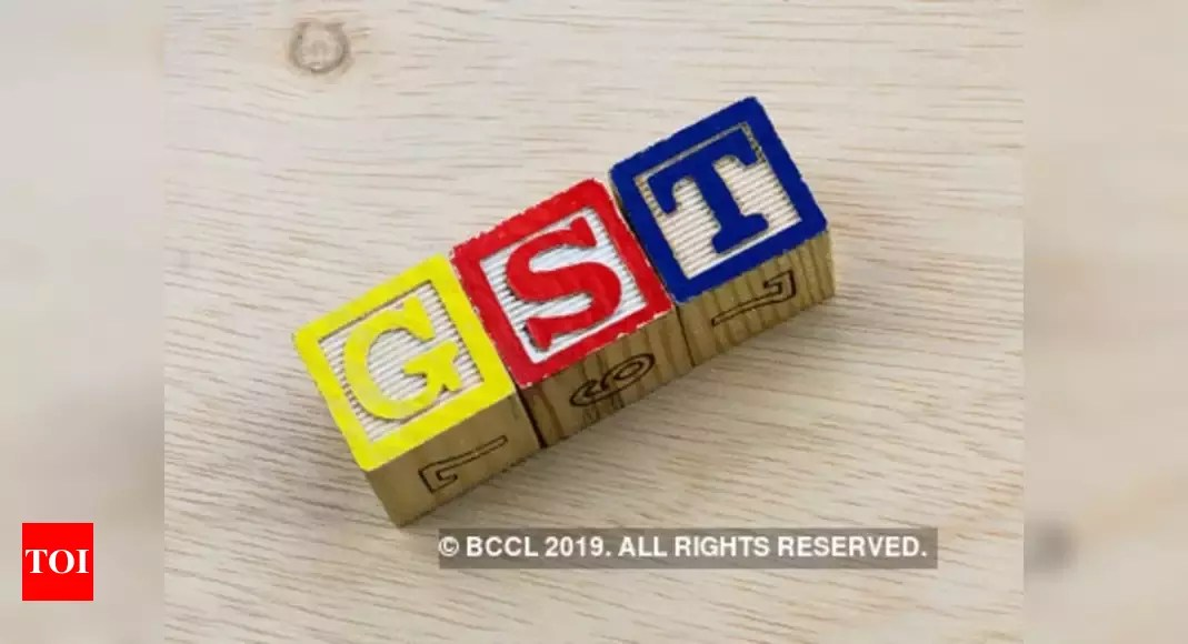Covid relief: Government allows business to verify monthly GST returns through EVC till May 31 – Times of India