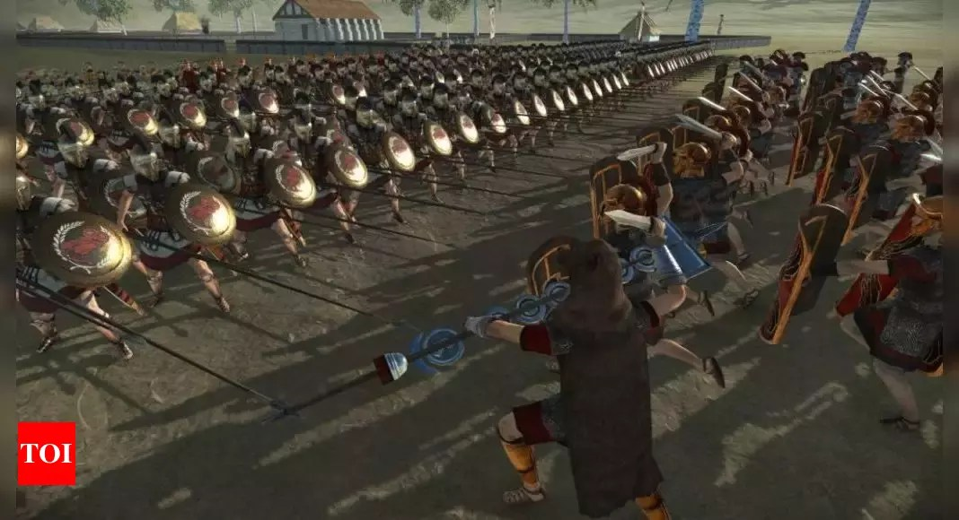total war rome:  Total War: Rome Remastered is available for pre-order – Times of India