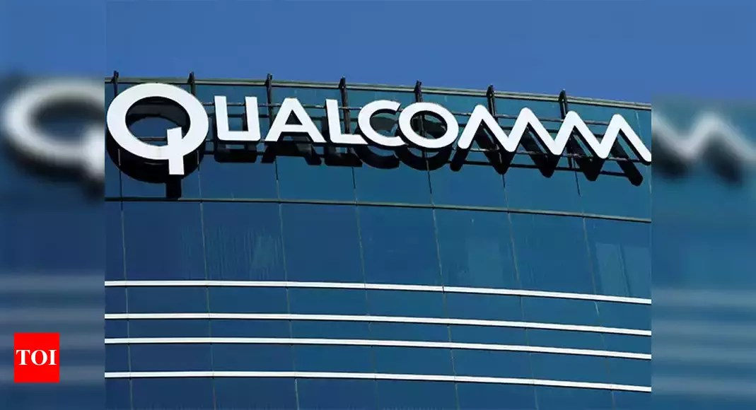 Qualcomm pledges Rs 30 crore to help India fight Covid – Times of India