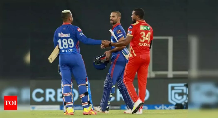 IPL 2021, PBKS vs DC: Shikhar Dhawan stars in Delhi Capitals' dominant win over Punjab Kings | Cricket News - Times of India | Latest News Live | Find the all top headlines, breaking news for free online May 3, 2021
