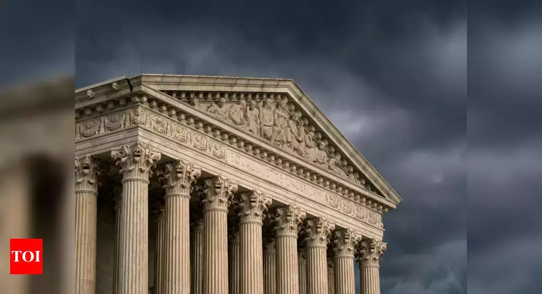 US Supreme Court weighs sentencing case focused on crack cocaine – Times of India