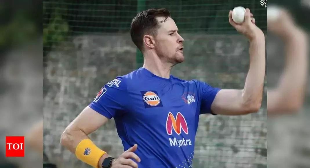 Jason Behrendorff donates to UNICEF Australia's India COVID-19 Crisis Appeal   Cricket News – Times of India