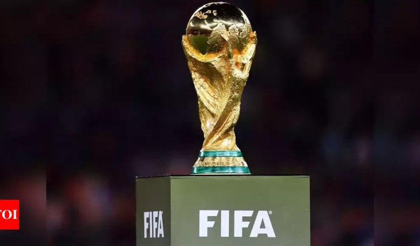 Biennial World Cup on agenda at FIFA Congress | Football News – Times of India