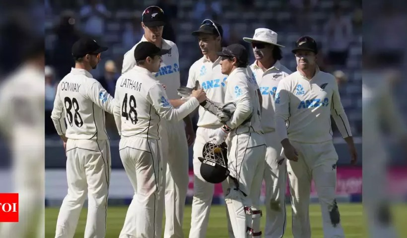 England vs New Zealand, 1st Test: New Zealand hopeful of forcing win against England on Day 5, says Tim Southee   Cricket News – Times of India