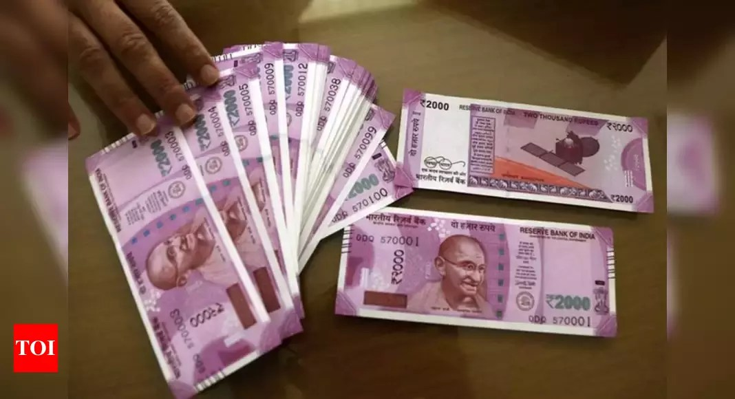 Explainer: What is 'money printing'? – Times of India