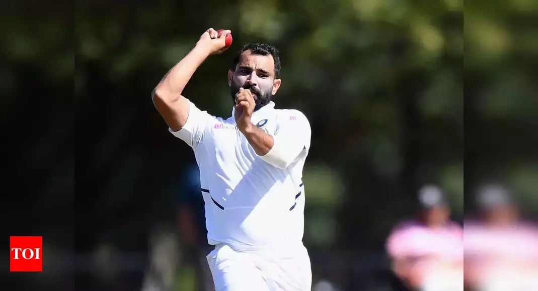 WTC final: Parthiv Patel and Irfan Pathan feel Mohammed Shami will hold key for India | Cricket News – Times of India