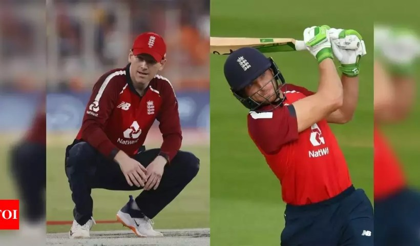 Eoin Morgan and Jos Buttler under scanner after old tweets mocking fans resurface | Off the field News – Times of India
