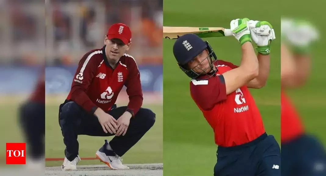 Eoin Morgan and Jos Buttler under scanner after old tweets mocking fans resurface   Off the field News – Times of India