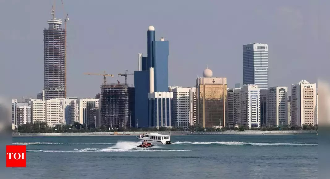 Abu Dhabi restricts many public areas to those free of Covid – Times of India