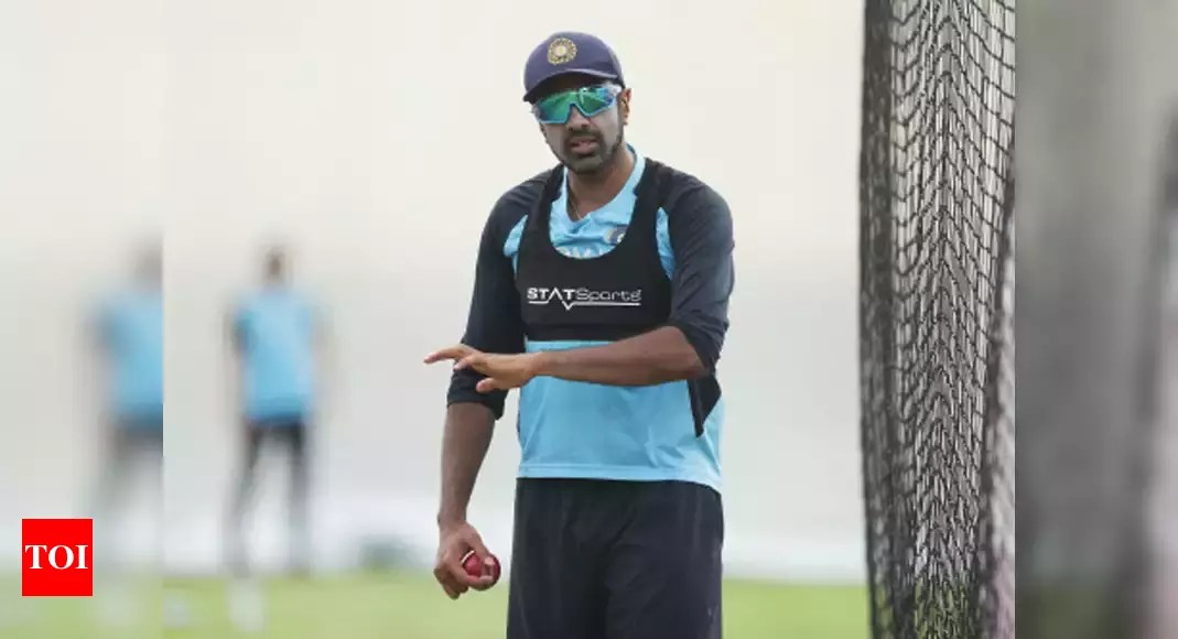 Ashwin clears air, says he would never ask ICC to relax rules to help bowl 'doosra'   Cricket News – Times of India