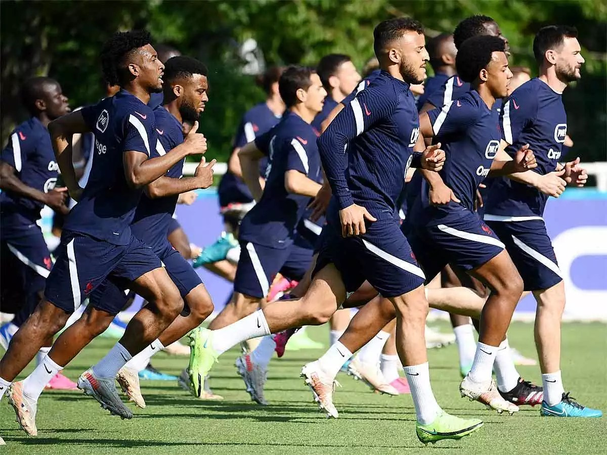 Get video, stories and official stats. Euro Cup France Eye Euro 2020 Glory As Kick Off Looms Football News Times Of India