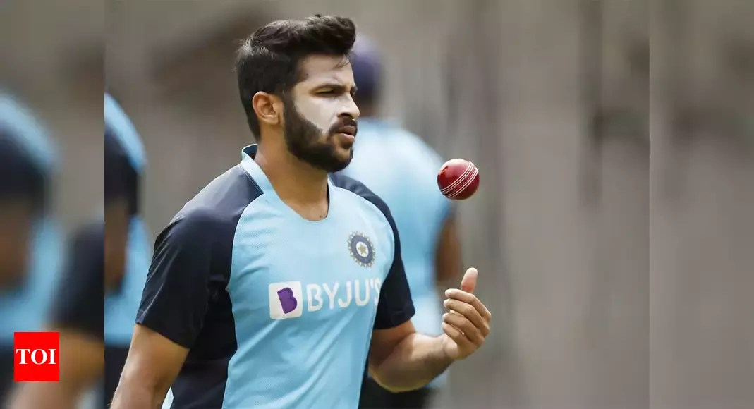 WTC Final: If India play four seamers, Shardul Thakur is my pick, says former selector Sarandeep Singh   Cricket News – Times of India