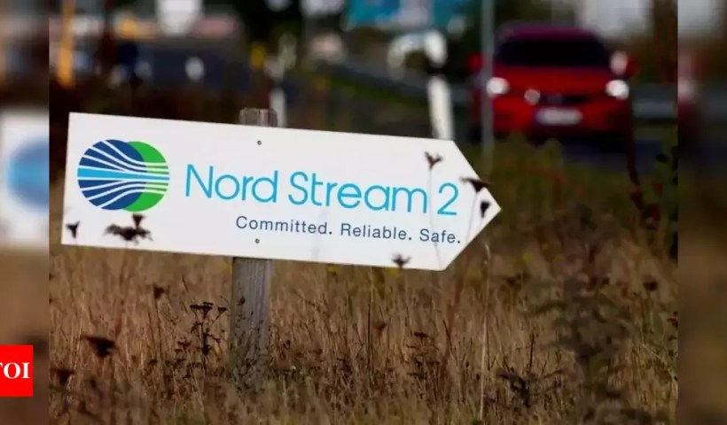 Nord Stream 2 pipeline: Controversial and unstoppable – Times of India
