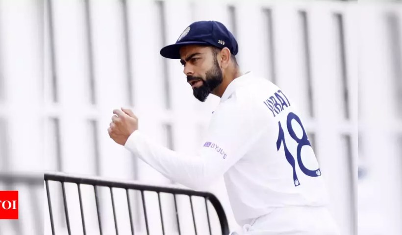 India vs New Zealand WTC Final: Looking at it as the first of 6 Tests in England, says Virat Kohli | Cricket News – Times of India