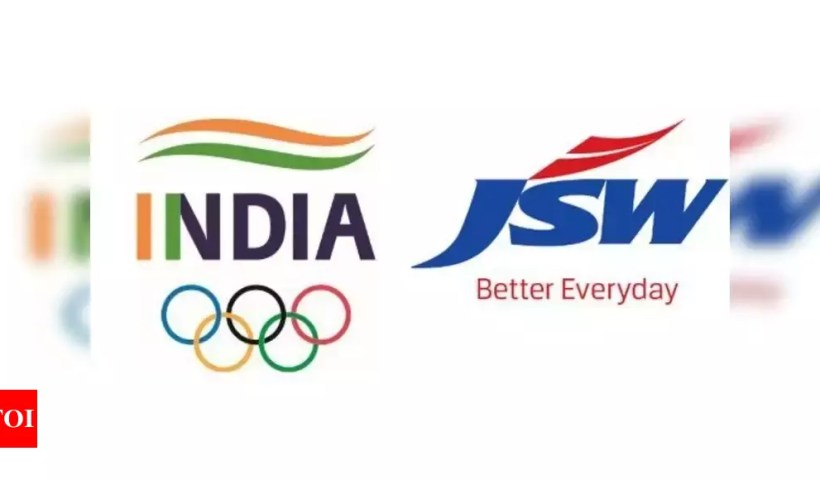 Indian Olympic Association ropes in JSW as sponsor for Tokyo Olympics contingent   Tokyo Olympics News – Times of India