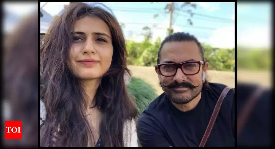 Back: When Fatima Sana Shaikh reacted to her rumors of an affair with Aamir Khan    Hindi movie news