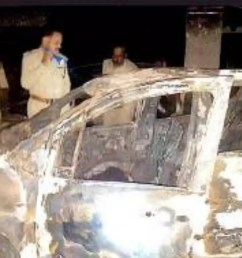 bengaluru year after car blaze killed mother and son 5 maruti staffers chargesheeted [ 1200 x 900 Pixel ]
