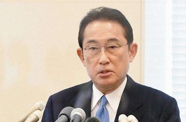 総裁選出馬表明の岸田氏、コロナ対応で首相と一線引く 「最悪を想定して」…具体策の独自性は乏しく:東京新聞 TOKYO Web