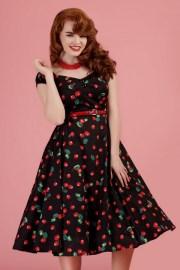 vintage 50s dresses 1950s
