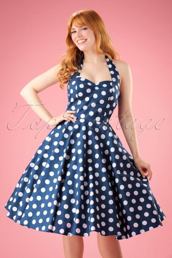 b046141b359 20+ Polka Dot 50s Dress Pictures and Ideas on STEM Education Caucus